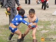 В Сут-Хольском кожууне Тувы прошел республиканский фестиваль национальных игр