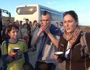 В Туве в археологический лагерь «Долина царей» начался заезд волонтеров