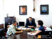 В министерстве культуры Тувы обсуждали задачи ЮНЕСКО