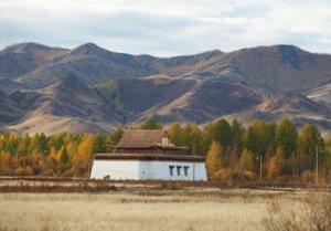Главным событием XIV Фестиваля «Устуу-Хурээ» станет открытие нового буддийского храма