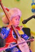 Победители I республиканского детского конкурса исполнителей хоомея «Хоомейимни кагбас-ла мен»