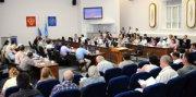 В столице Туве проходит XI Убсунурский международный симпозиум
