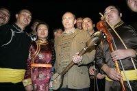 Тува собрала поклонников тувинского горлового пения из разных стран мира