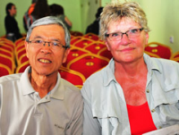 В Туве подведены итоги Международного фестиваля исполнителей горлового пения «Дембилдей-2012»