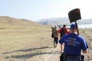 Археологическая экспедиция «Кызыл – Курагино» увеличила объемы раскопок в Туве