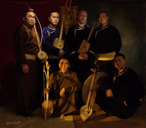 Тува приняла участие во II Международном форуме по культурному наследию