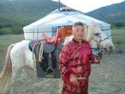 Народный хоомейжи Тувы Монгун-оол Ондар принял участие в фестивале в Астане