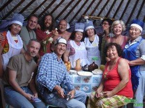 На Дус-Холе прошел Третий Международный конгресс по этнической психологии «Степная цивилизация-2012»