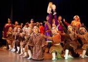 Тувинский государственный национальный ансамбль «Саяны» получает статус самостоятельного юридического лица