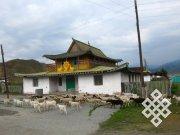 Саая Когел восстанавливает старинный буддийский храм в Бай-Тайге