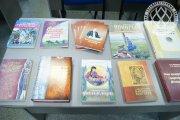 В Тувинском госуниверситете прошла презентация книг Международной тюркской академии