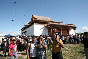 В Туве готовятся к открытию Устуу-Хурээ – буддийского храма и фестиваля живой музыки