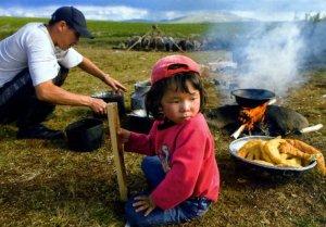 В Тоджинской библиотеке обсуждали связь тувинцев-тоджинцев с природой