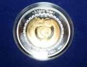 В Национальный музей Тувы передана коллекционная тувинская монета Сбербанка