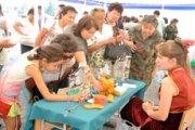 В Туве Международный фестиваль войлока начался с мастер-классов для всех желающих