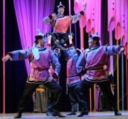 В Туве идут торжества, посвященные Наадыму и Дню Республики
