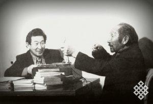 Диалог тувинской и западной культур (на примере жизни ученого Ондара Дарыма)
