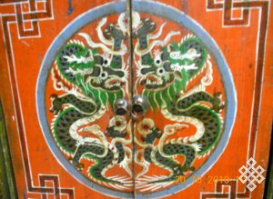 Влияние китайской культуры на традиционный быт тувинцев