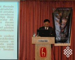 Доклады тувиноведов на IV Международном научном тюркологическом симпозиуме