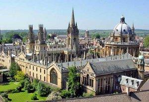 Стипендии для обучения в Оксфордском университете