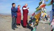 В Туву снова приедет буддийский доктор Барри Керзин