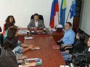 Тувинский госуниверситет посетили делегации китайских вузов