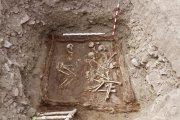 Уникальная находка археологов в Туве