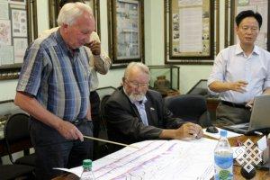 Тувинские, китайские и красноярские ученые обсуждали проблему прогноза землетрясений