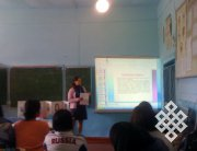 Психологи Тувинского госуниверситета провели семинар для учителей Тандинского кожууна