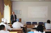 Семинар-лекция красноярского онколога Сергея Селина стал для тувинских хирургов «глотком воды в пустыне»