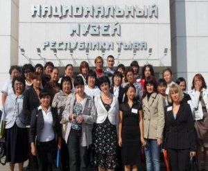 В Туве прошла первая межрегиональная Школа библиотечной инноватики