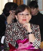 Ольга Хомушку: 2012-ый год - урожайный для коллектива Тувинского госуниверситета