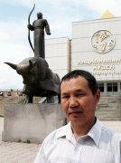 В Национальном музее Тувы откроется выставка скульптур Хеймер-оола Донгака