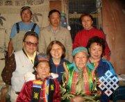 В Туве, Монголии и Китае работала международная экспедиция