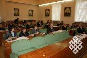 На VIII съезде российских востоковедов состоялась презентация монографии «Архаизация общества. Тувинский феномен»