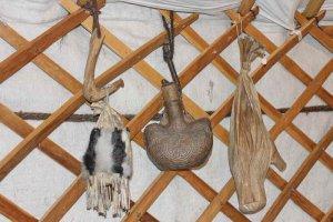Олча Донгак – хранительница музея-юрты в Кызыле: Наши предки жили до 100 лет