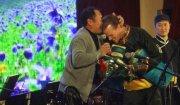 Концерт американского тувинца Шона Куирка в Кызыле прошел с огромным успехом