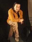 Тувинский хореограф Аян Мандан-Хорлуу отмечает 20 лет на сцене