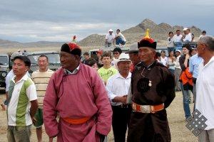Монголия в мировом сообществе цивилизаций и народов