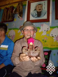 У тувинцев Синьцзяна: двадцать лет спустя