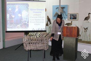 К 120-летию первого директора Национального музея Тувы В. П. Ермолаева
