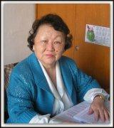 Светлая память об ученом и педагоге Светлане Монгушевне Биче-оол