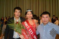 Долма Кол — «Мисс Томского Тувинского Землячества – 2012»