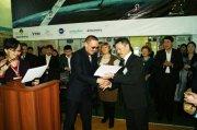 В Тувинском госуниверситете прошел первый республиканский Молодежный инновационный форум «Инновации-2012»