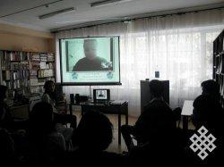 Молодежно-студенческие общества «Идегел» и «Салгал» провели конференцию по книге Чимизы Ламажаа «Тува между прошлым и будущим»