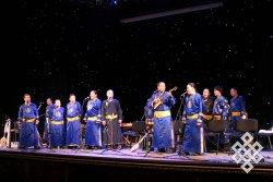 Уникальный музыкальный коллектив из Тувы восхитил московских слушателей