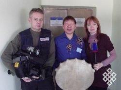 Владимир Биче-оол знакомил коллег в Чебоксарах с культурой нганасан