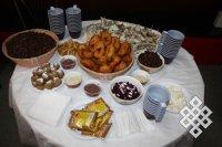 Национальный музей Тувы презентовал для москвичей выставку традиционной культуры тувинцев