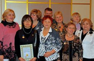 Европейская научно-промышленная палата наградила кафедру общей биологии Тувинского госуниверситета