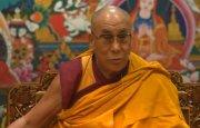 Далай-лама провел для российских буддистов учения